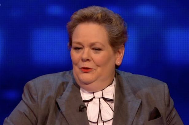 The Chase Australia Anne Hegerty