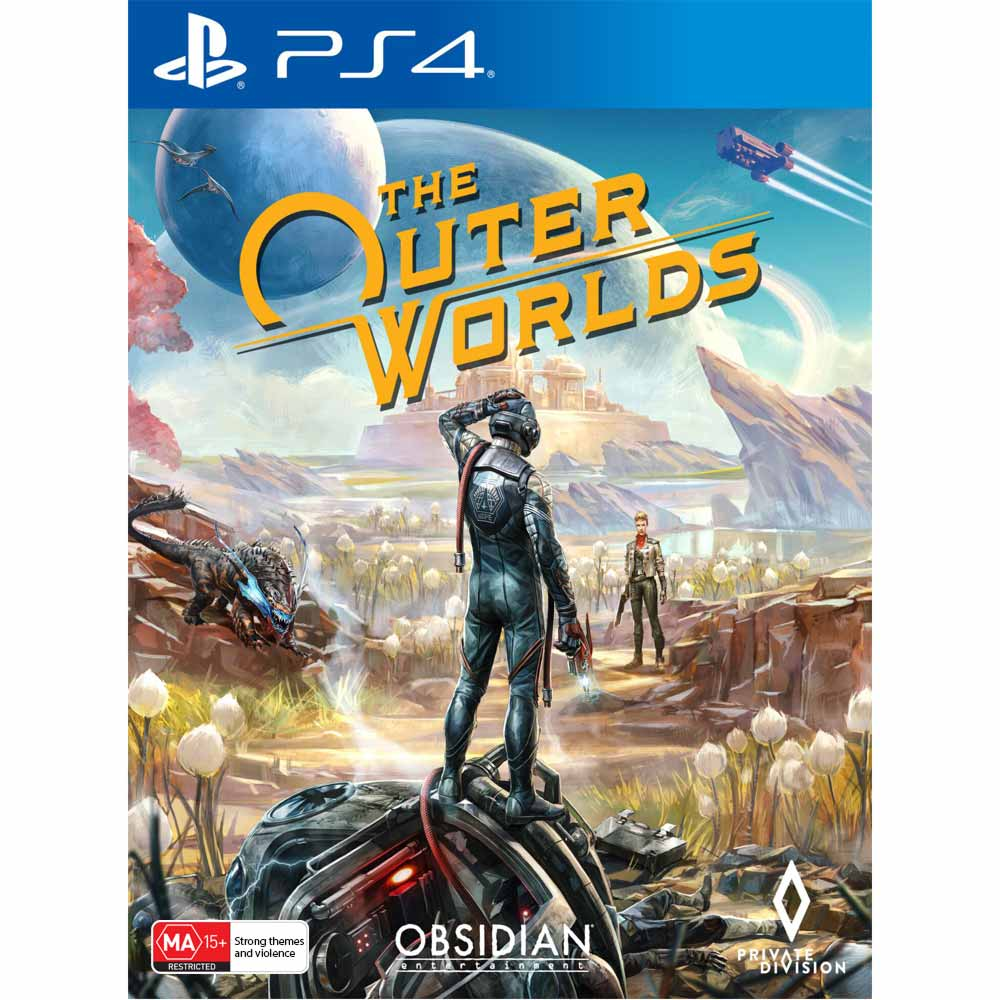 The Outer Worlds - EB GAmes