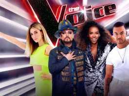 The Voice Australia tv show