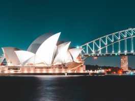 adventuring Australia Sydney Opera House