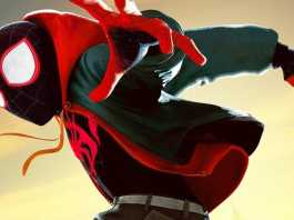 Spider-Man: Into the Spider-Verse 2 Sony Marvel 2022