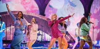 Taylor Swift, Graham Norton Show