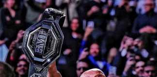 Dwayne 'The Rock' Johnson Black Adam