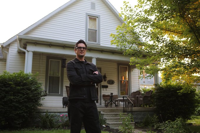 Zak Bagans Ghost Adventures Ted Bundy