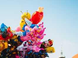 6-Step DIY balloon arrangements project