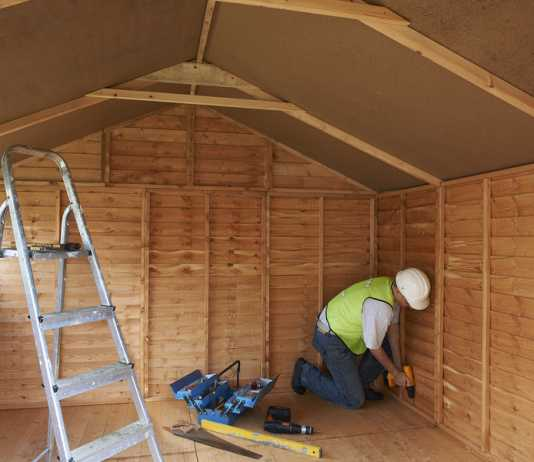 Five things to keep in mind before building a shed