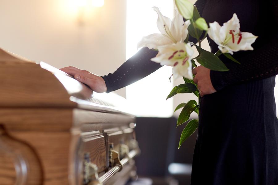Funerals flowers