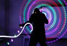 How to organise a silent disco party for kids