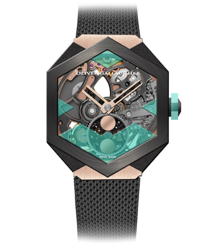 Luxury Watch Design - Oliver Gallaugher