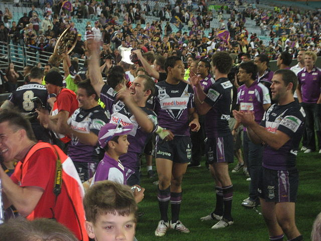 Everything you need to know about Melbourne Storm