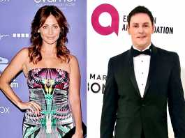 Sean Borg and Natalie Imbruglia have known each other since the early 90s