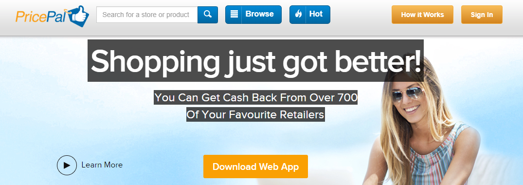 cash back sites australia