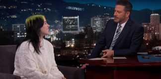 Billie Eilish, Jimmy Kimmel