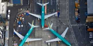 Boeing 737 Max production suspended beginning in January