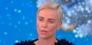 "Charlize Theron on director who harassed her: ""I will say his name"""