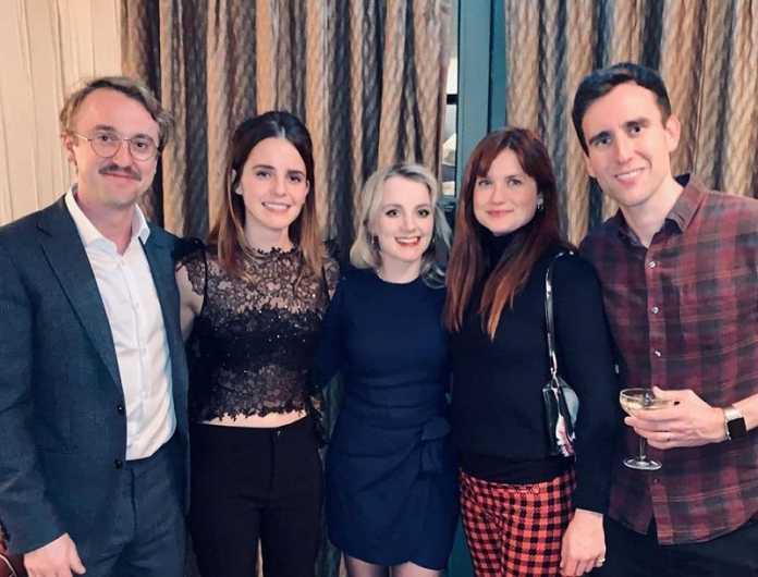 Emma Watson, Tom Felton, Harry Potter