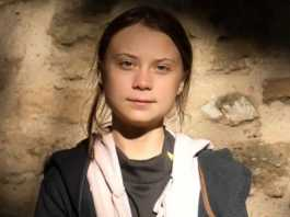 Greta Thuberg is youngest-ever Time Person of the Year