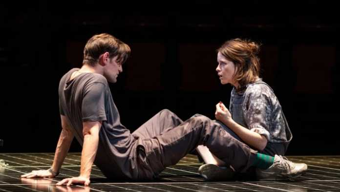 "Claire Foy and Matt Smith's stage play ""Lungs"" to debut in Brooklyn"