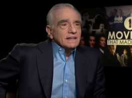 "Martin Scorsese considers making ""The Irishman"" his last film"
