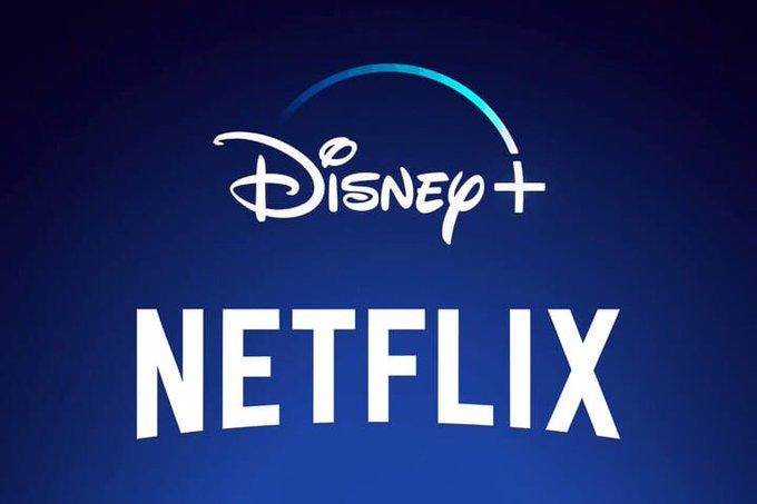 Netflix, Disney+