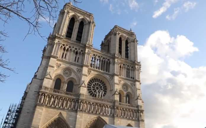 Notre Dame 'still very fragile' amid restoration efforts