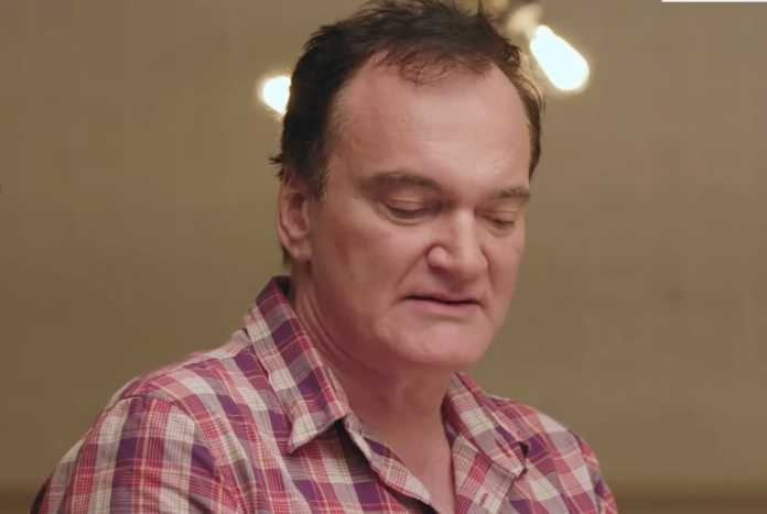 Is Quentin Tarantino backing out of Star Trek?