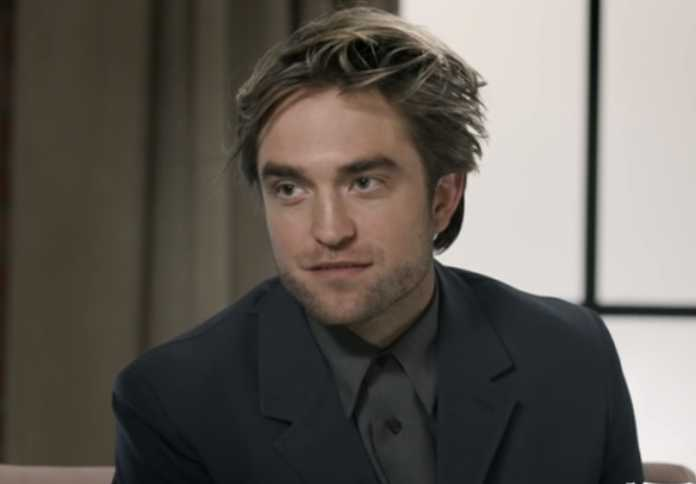 Robert Pattinson talks his approach to acting