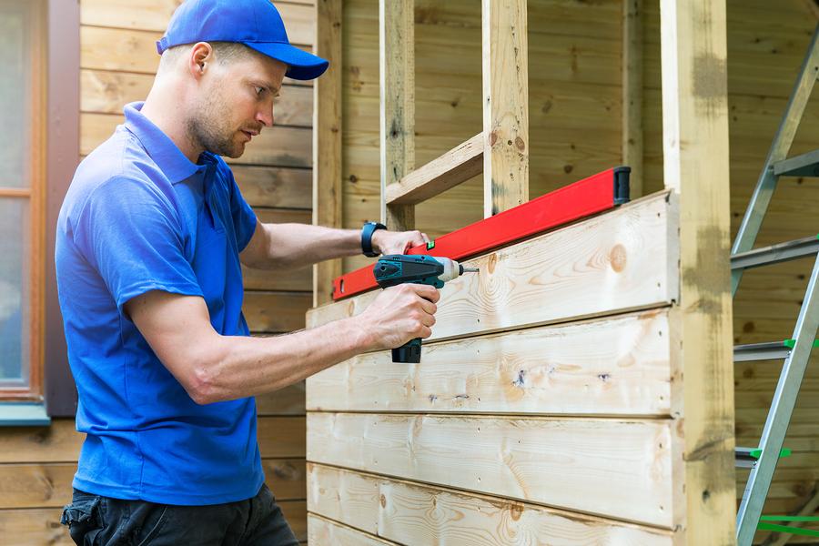 shed builder