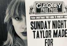Taylor Swift is Glastonbury Festival's 2020 headliner