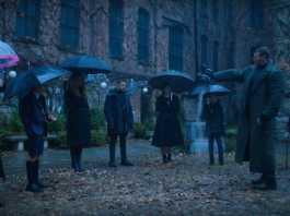 The Umbrella Academy, Netflix