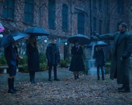 The Umbrella Academy, Netflix