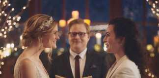 Hallmark apologizes for taking down same-sex wedding ad
