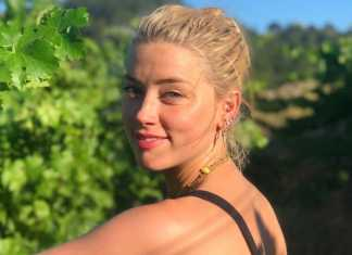Who is Amber Heard's new lady love?