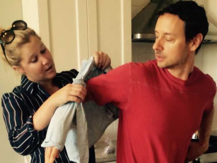 Why Amy Schumer's ex Kyle Dunnigan is living with her and husband