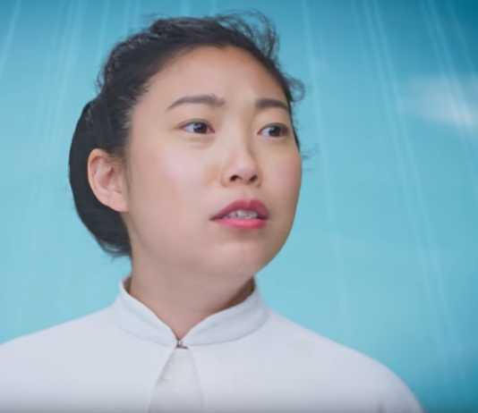 Awkwafina's new sitcom marks Comedy Central's highest-rated premiere in three years