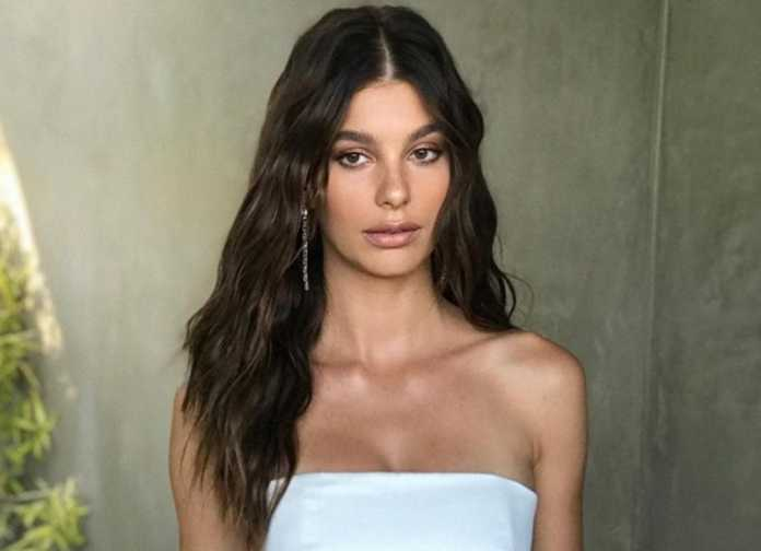 Camila Morrone on the challenges of dating Leonardo DiCaprio