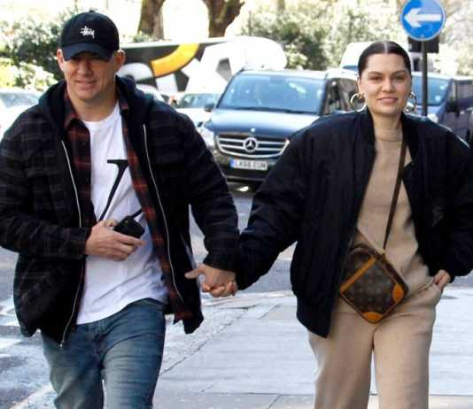 Jessie J and Channing Tatum rekindle their romance