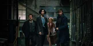 "JK Rowling's ""Fantastic Beasts"" sets BBC documentary"