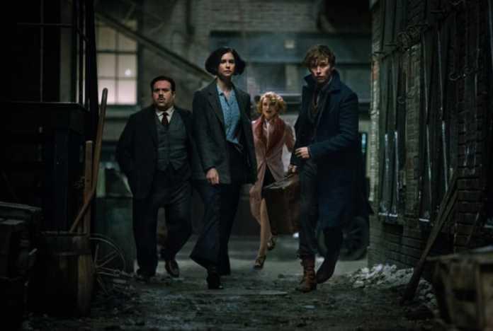 "JK Rowling's ""Fantastic Beasts"" sets BBC documentary"