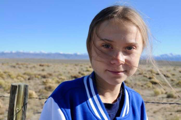 "Greta Thunberg seeks to trademark her name and ""Fridays for Future"""