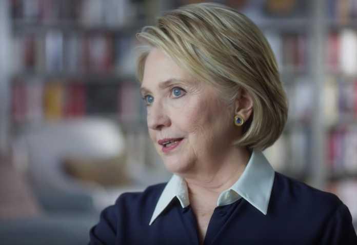 Hillary Clinton weighs in on women directors in film