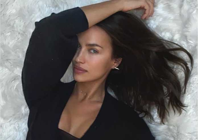 "Irina Shayk admits occasionally ""falling apart"" as a single mother"