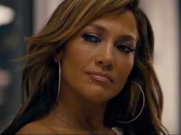 "The movie role Jennifer Lopez makes her want to ""shoot my toe off"""