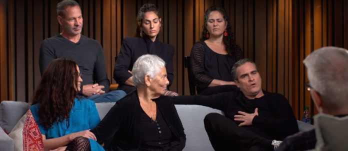 Joaquin Phoenix 60 Minutes Interview