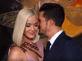 """Katy Perry on her """"exhausting"""" relationship with Orlando Bloom"""