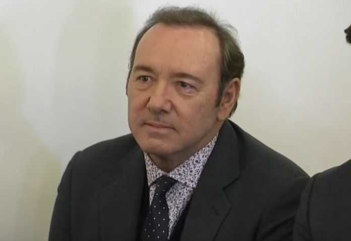 Kevin Spacey denies cashing out to settle sexual assault lawsuit