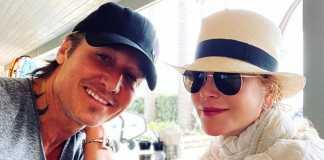 "Nicole Kidman on husband Keith Urban: ""I feel protected"""