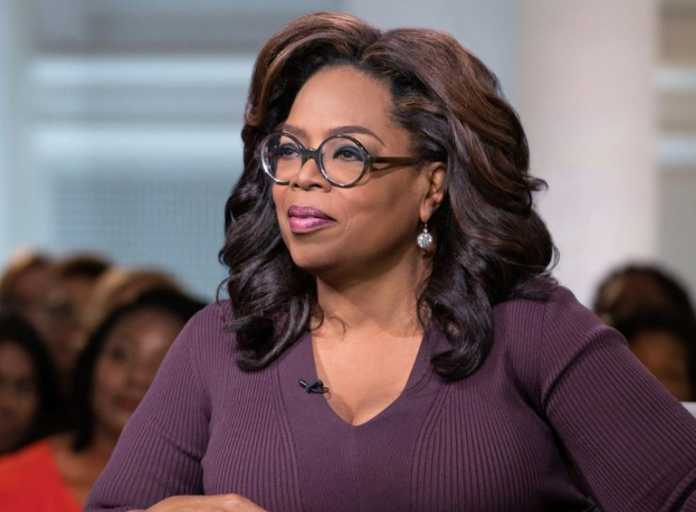 Oprah Winfrey refutes claims she advised Meghan Markle & Prince Harry