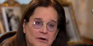 Ozzy Osbourne on struggles with Parkinson's disease