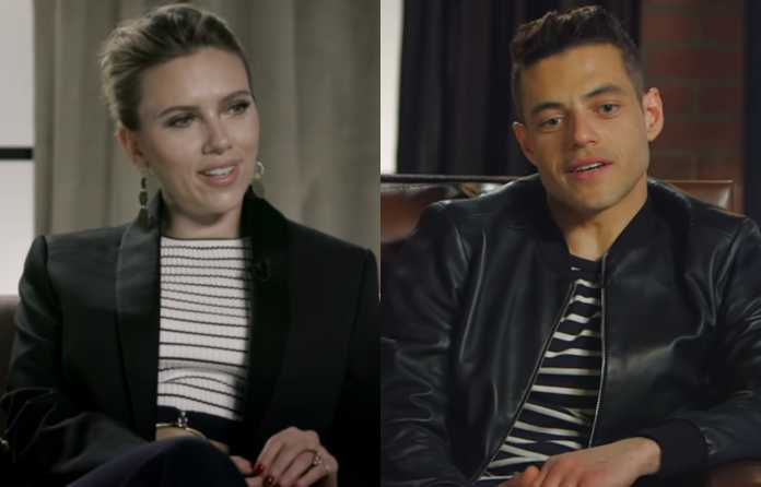 Rami Malek, Scarlett Johansson to present awards at Golden Globes